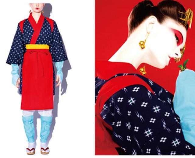画像11: 中小企業のユニフォームだけを使用したファッションマガジン