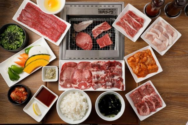 """画像1: ソロ焼き肉ブームを巻き起こす""""焼肉ファストフード店""""、待望の2店舗目誕生!"""