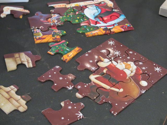 画像: クリスマスパズル 3300円
