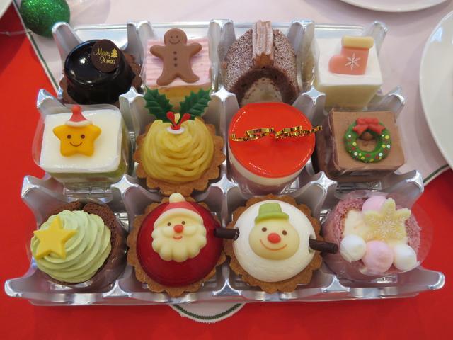 画像: クリスマスパーティー(12個入り) 税込3000円