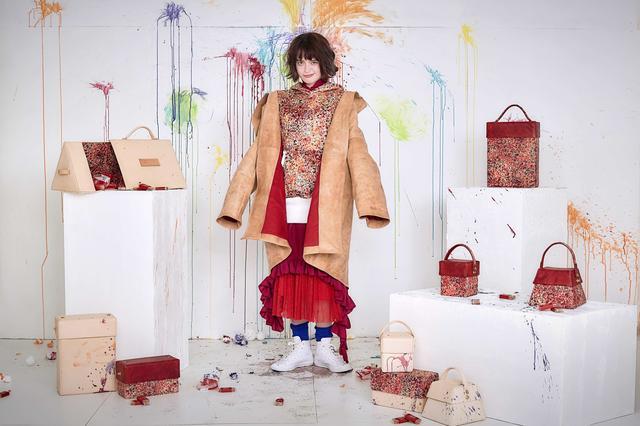 画像1: 新ファッションブランド「TSUZURA」がアート&ファッションイベントを東京・青山で開催