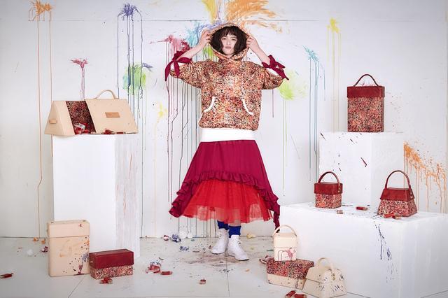 画像4: 新ファッションブランド「TSUZURA」がアート&ファッションイベントを東京・青山で開催
