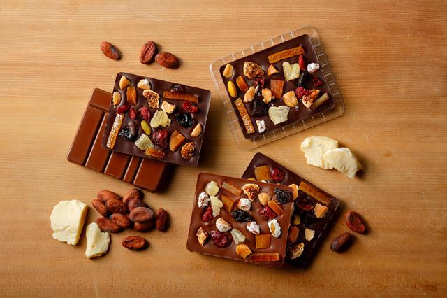 画像5: チョコレートづくしのクリスマスフェアがスタート