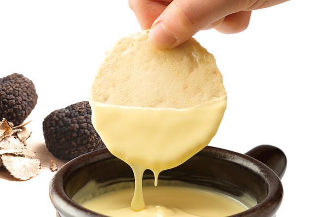 画像4: 彩るおいしさ チーズ×えびせんべい