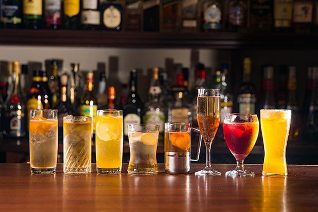 画像5: 梅酒カクテル専門店「The CHOYA BAR 銀座」