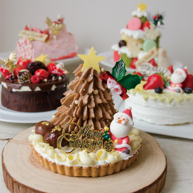 画像3: 「カフェ アクイーユ」からクリスマスパンケーキが登場!