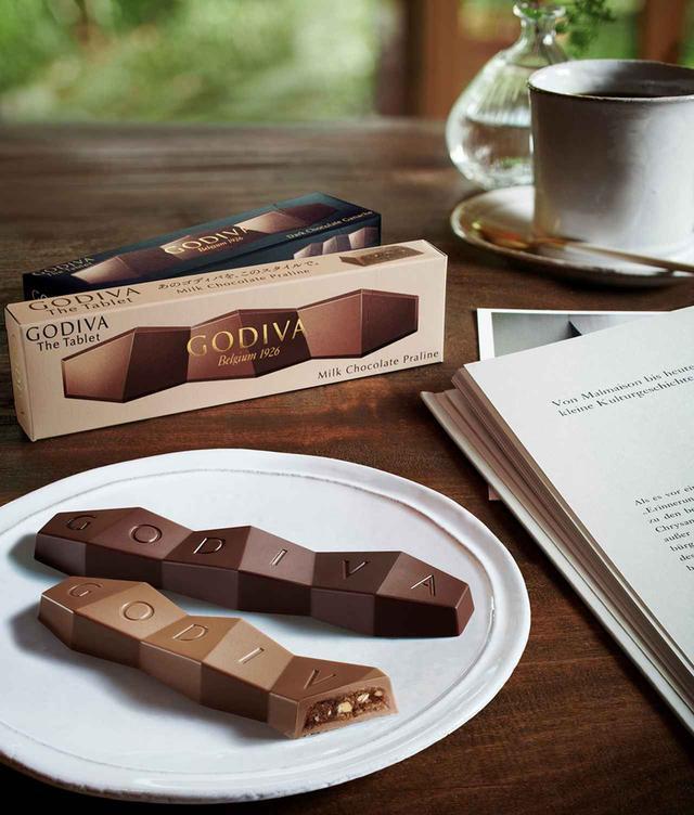 画像: あなたの毎日に本物のチョコレート体験を…「ゴディバ ザ タブレット」登場