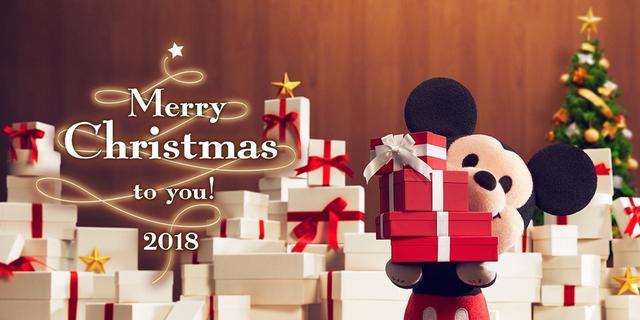 画像: 【公式】ディズニーストア|クリスマス特集 2018