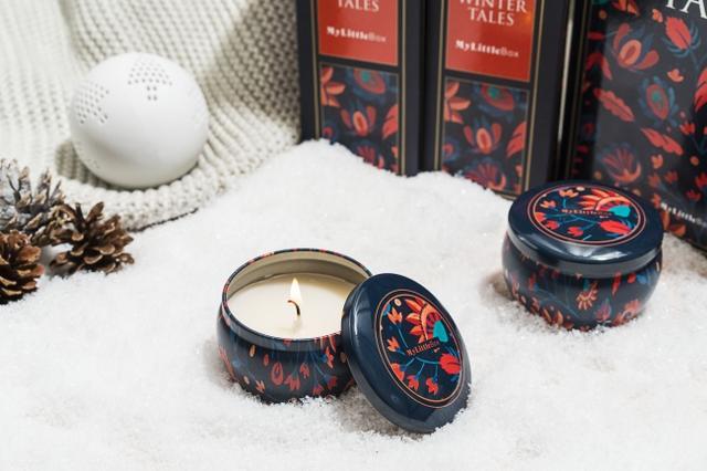画像: ・インテリアにも♡ベビーパウダーの香りのキャンドル