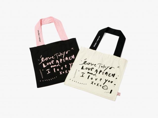 画像: 【日本限定】Kelly Park エコバッグ 各¥3,500(税抜)