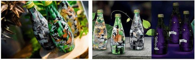 画像2: 「ペリエ」限定ボトル「PERRIER×WILD」が都内の人気バー5店舗で提供スタート