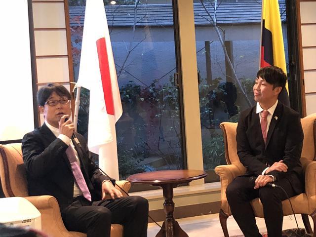 画像: 【左】治一郎を手がける「YATARO」グループ 取締役COO 太田雅之氏