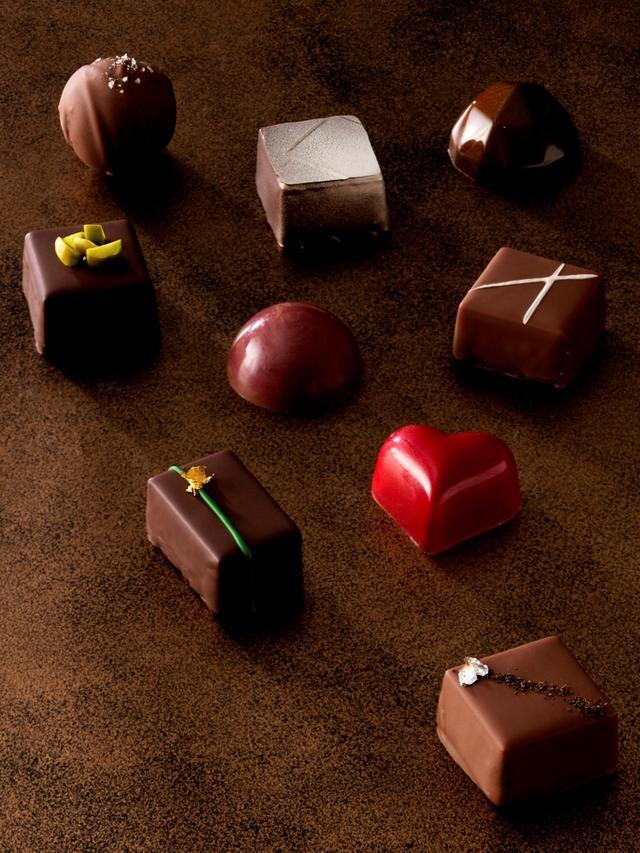画像2: バレンタイン限定!繊細な口どけのホテルメイドチョコレート