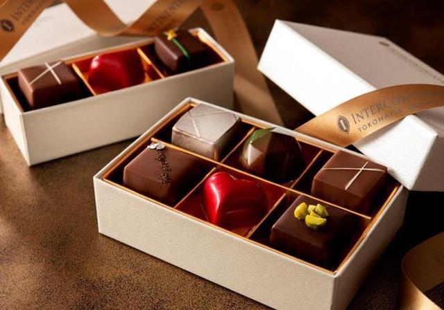 画像1: バレンタイン限定!繊細な口どけのホテルメイドチョコレート