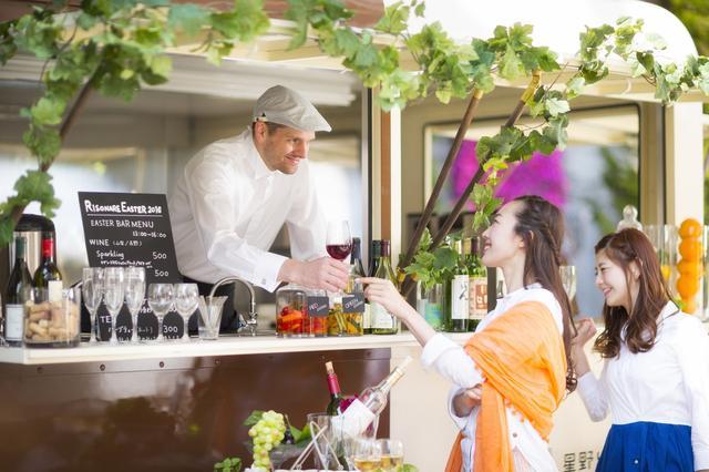 画像3: リゾナーレ八ヶ岳 ロゼカラーの街並みでロゼワインを楽しみつくすイベント 「八ヶ岳ロゼタウン」開催