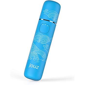 画像: Amazon | 【限定版】Jouz20 LIMITED EDITION ~Nami~(充電一体型 加熱式たばこ専用デバイス) 【最大20本連続喫煙可能 / 収納型マイクロUSBポート/LED一体型ボタン】 | JOUZ | ドラッグストア