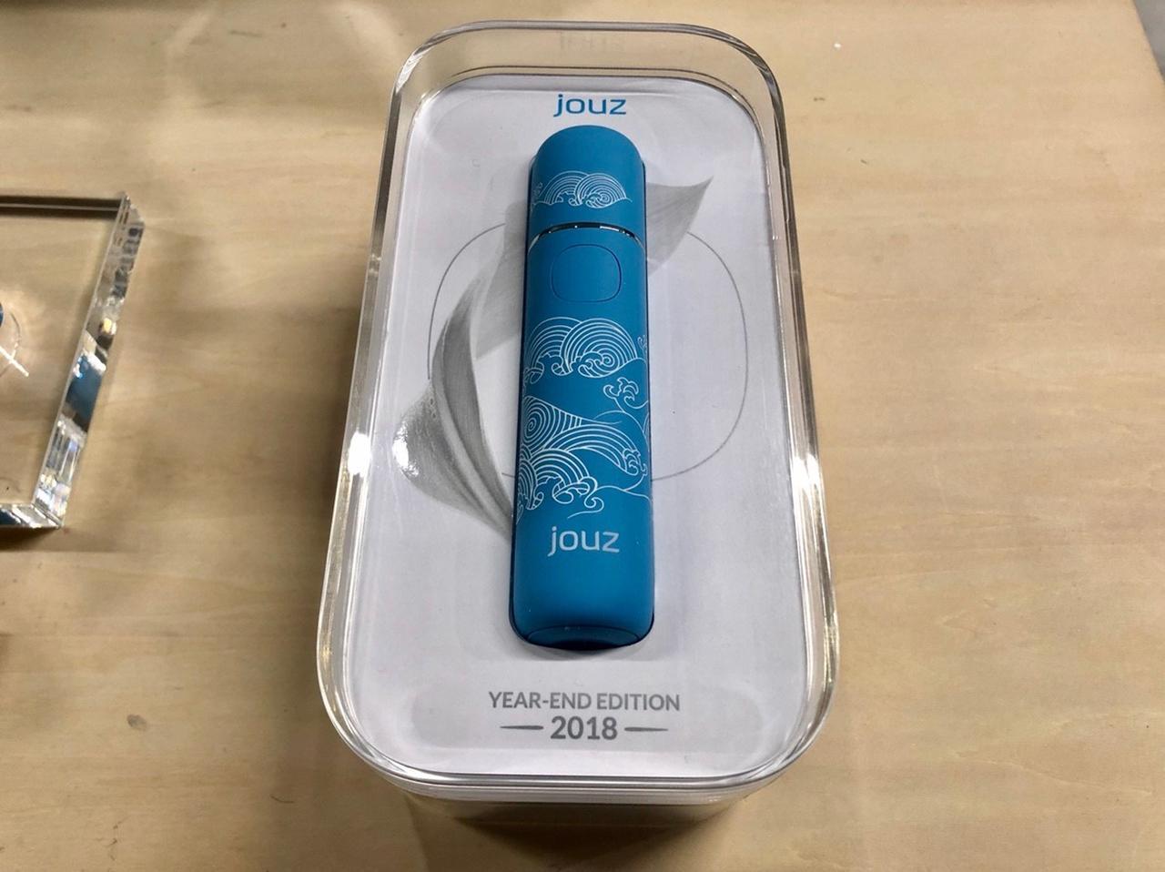 画像2: 「祝い」をテーマにしたデザイン「jouz LE (Limited Edition) ~ Nami/Ume ~」を各色500個限定発売