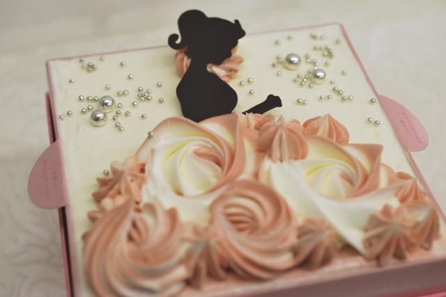 画像: 【第2弾】デコ フルールオリジナルBOXケーキ ジャルダンプリンセス