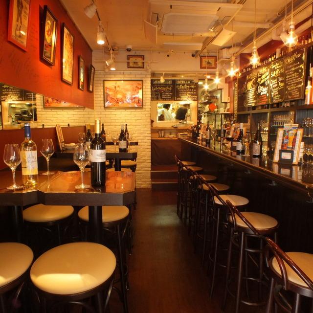 画像: バル デ オジャリア 恵比寿店 (恵比寿/スペイン料理)