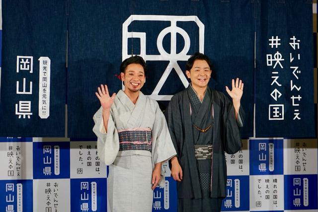 画像: 岡山の名産のひとつはデニム