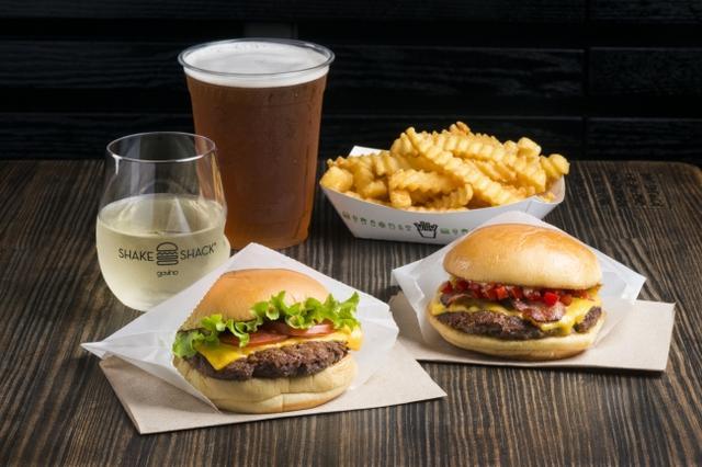画像1: ニューヨーク発のハンバーガーレストラン「Shake Shack」が4月京都に初出店!