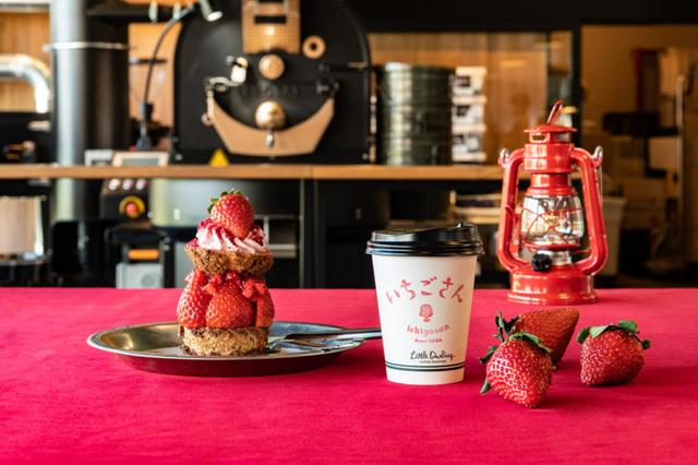 """画像5: 【期間限定】大人気!""""GLAMPING CAFE 153 From SAGA""""で佐賀の高級いちごを堪能しよう☆"""