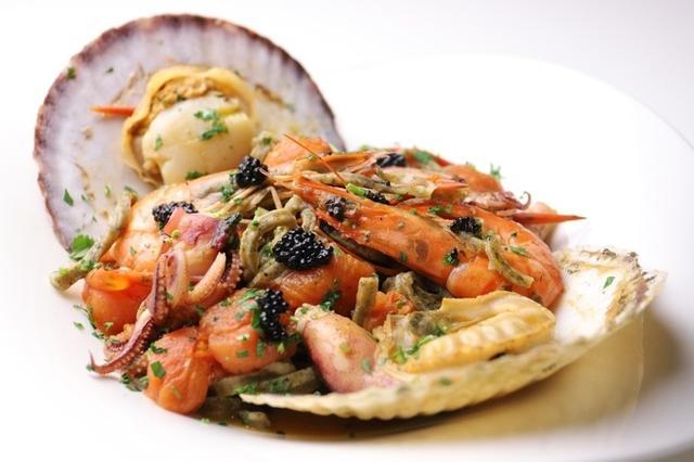 画像: 海の幸恵パスタ〜sustainable seafood〜