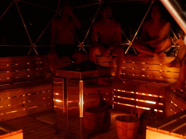 画像5: 【体験レポ】冬の下北沢で新しい特別な体験!「CORONA WINTER SAUNA SHIMOKITAZAWA」