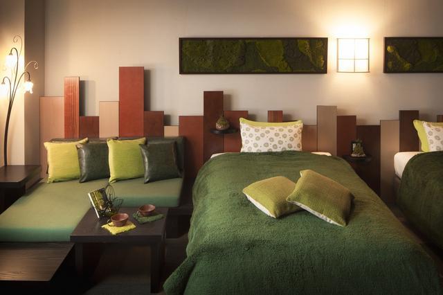 画像5: 4つの体験を通して苔の魅力を満喫できる宿泊プラン