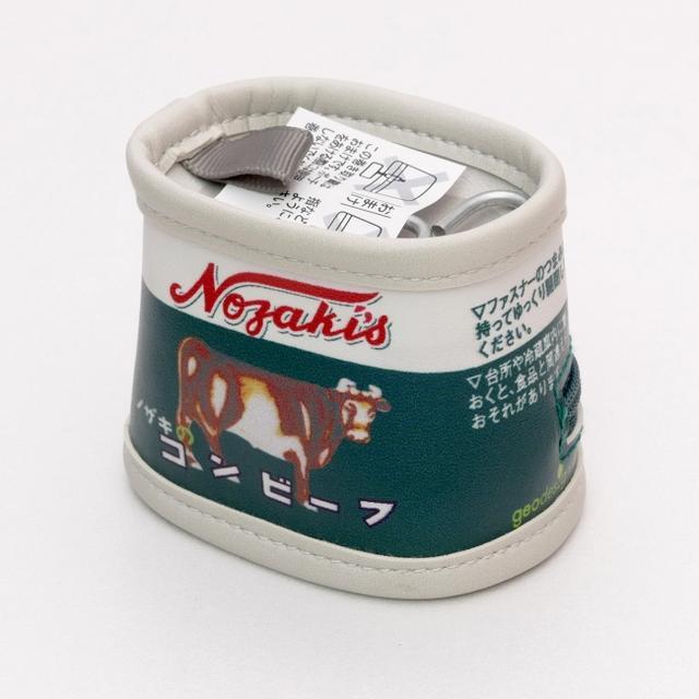 画像2: 【ノザキ公認】コンビーフ缶詰ポーチ、ヴィレヴァンオンライン再販!