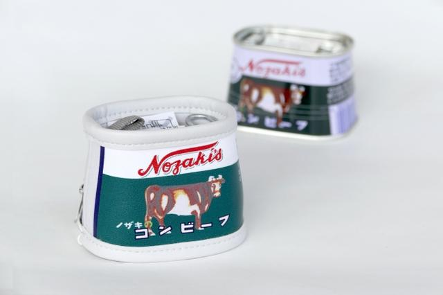 画像1: 【ノザキ公認】コンビーフ缶詰ポーチ、ヴィレヴァンオンライン再販!