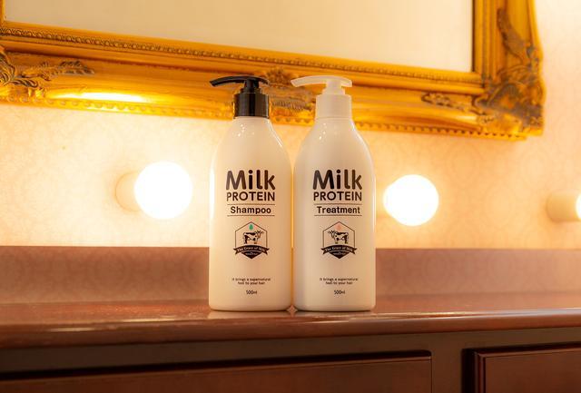 画像2: 韓国コスメを日本人向けにカスタマイズした ヘアケアブランド「ミルクプロテインシリーズ」