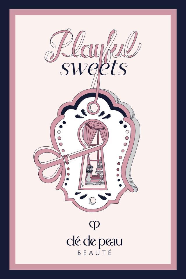 """画像1: テーマは""""Playful Sweets"""""""