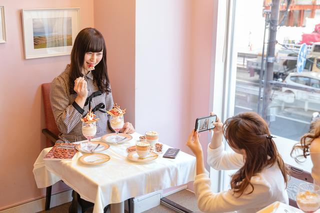 画像1: 期間限定「カリフォルニア・アーモンド カフェ」が期間限定オープン