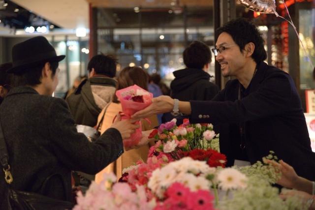 画像2: 渋谷ヒカリエ×フラワーバレンタイン