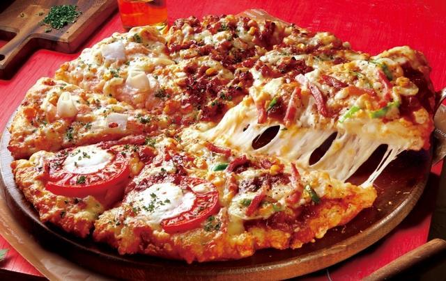 画像4: ピザーラ史上最強のミートピザ「肉盛りクォーター」新登場!!