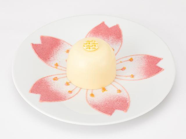 画像1: 春の期間限定デザート