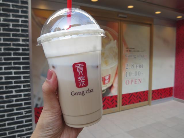画像2: 台湾ティーとタピオカで大人気☆ゴンチャ