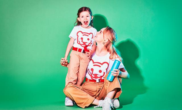 画像4: 話題のコンセプトブランドの第2弾『LOVE TIGER COLLECTION for kids & baby』