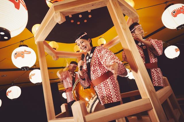 画像3: 【星野リゾート 磐梯山温泉ホテル】会津の祭りを体験するイベント「あいばせ!踊らんしょ」を開催