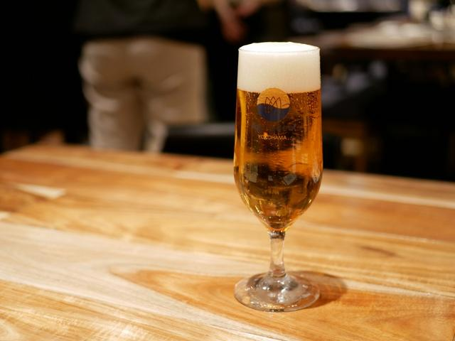 画像: やっぱり焼肉には生ビール!