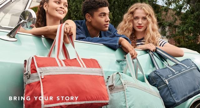 画像1: 「レスポートサック」ブランド設立45周年を記念したアニバーサリーコレクションが登場。