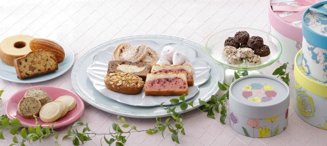 画像: ホワイトデーギフト、春のギフトにおすすめ 春の焼菓子