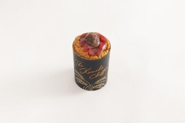 画像3: 【ザ・シフォン&スプーン】国産の米粉を使用した、しっとり&もっちり食感のシフォンケーキ『ザ・米粉シフォン』新発売!
