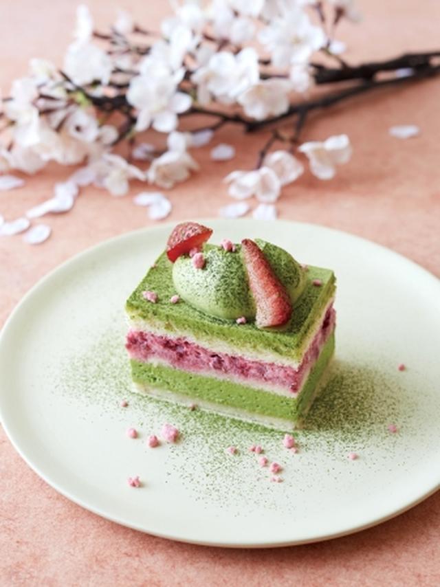 画像11: 【Afternoon Tea】苺たっぷりパフェや苺ガレットのほか、桜や抹茶メニューも続々登場