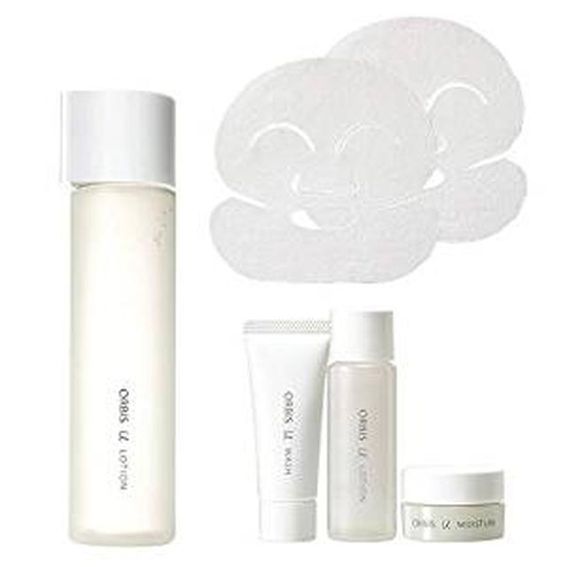 画像: Amazon | オルビスユー プレミアム体験セット(化粧水本品、1週間トライアルセット、マスク2枚) | オルビス (ORBIS) | フェイスケアセット 通販