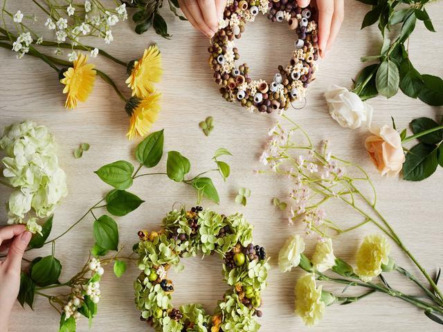 画像: 界 仙石原(神奈川県・仙石原温泉)「花にまつわる5つのワークショップ」開催