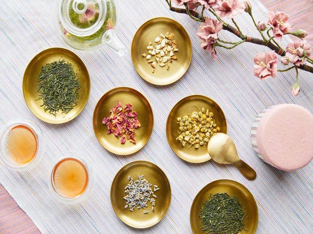 画像1: 界 遠州(静岡県・舘山寺温泉)「花茶滞在」登場