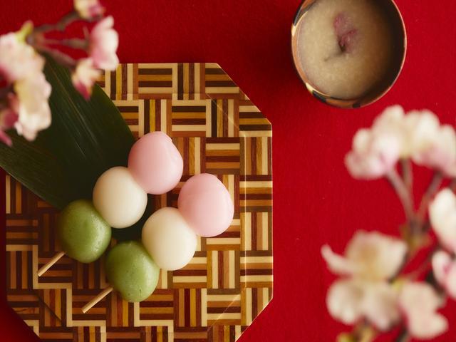 画像: 界 箱根(神奈川県・箱根湯本温泉)桜の開花時期限定「夜桜茶屋」オープン