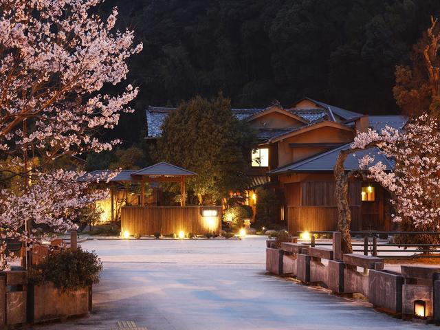 画像1: 界 出雲(島根県・玉造温泉 ) 島根の夜桜と文化を堪能する旅